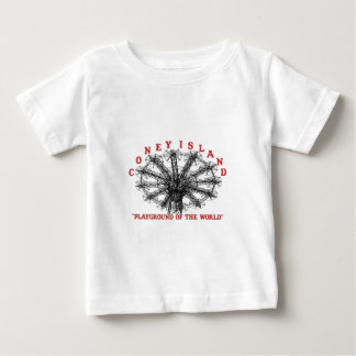 Coney Island New York - Playground of the World Shirt