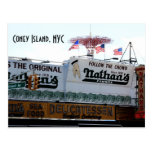 Coney Island, NYC Postales
