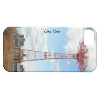 Coney Island Parachute Jump Phone Cover