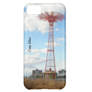 Coney Island Parachute Jump Phone Cover