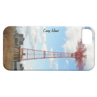 Coney Island Parachute Jump Phone Cover iPhone 5 Cases