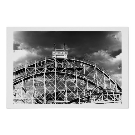 Coney Island  Posters