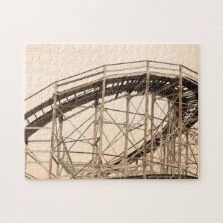 Coney Island Roller Coaster Puzzle