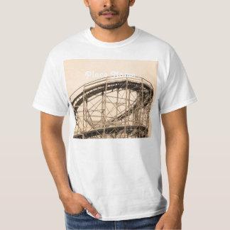 Coney Island Roller Coaster Shirt