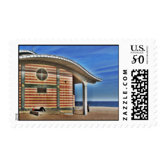 Coney Island stamp