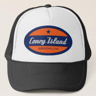 Coney Island Trucker Hat