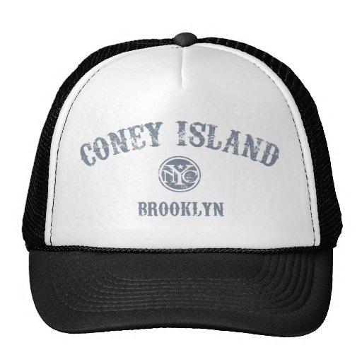 Coney Island Trucker Hats