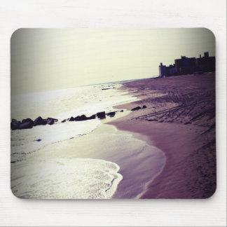 Coney Island Waves Mouse Mats