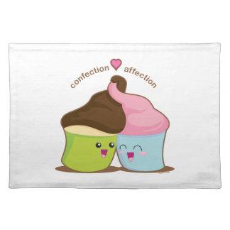 Confection Affection Cloth Placemat