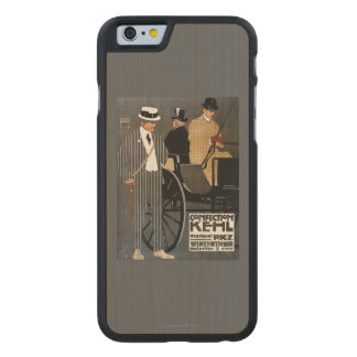 Confection Kehl Gentlemen Clothing Carved® Maple iPhone 6 Case