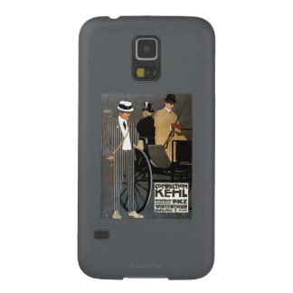 Confection Kehl Gentlemen Clothing Case For Galaxy S5