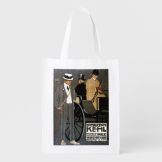 Confection Kehl Gentlemen Clothing Reusable Grocery Bag