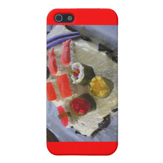 Confectionary Dessert Sushi Gifts Etc Cover For iPhone SE/5/5s
