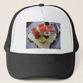 Confectionary Dessert Sushi Gifts Tees Etc Trucker Hat
