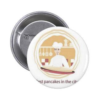 Confectionery design button
