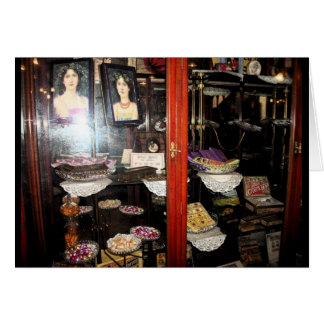 """""""Confectionery Display Cabinet"""".* Cards"""