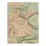 Confederación germánica tarjetas postales