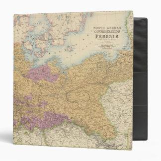 Confederación y Prusia alemanas del norte