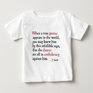 Confederacy of Dunces Baby T-Shirt
