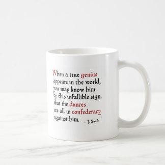Confederacy of Dunces Coffee Mug