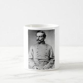 Confederado de Pedro Gustavo Toutant Beauregard Taza