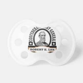 confederate army general lee pacifier
