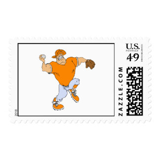 Confederate ball.png postage