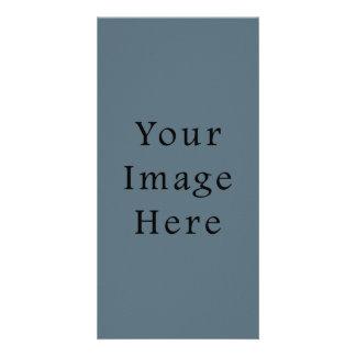 Confederate Dark Blue Color Trend Blank Template