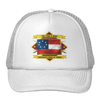Confederate First National Hat