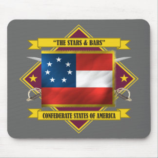 Confederate First National Mouse Pad