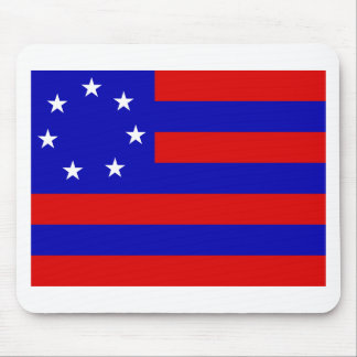 Confederate Flag (Proposal 1861) Mouse Pad
