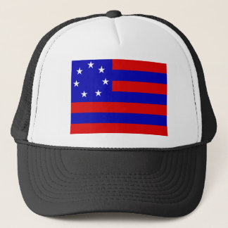 Confederate Flag (Proposal 1861) Trucker Hat