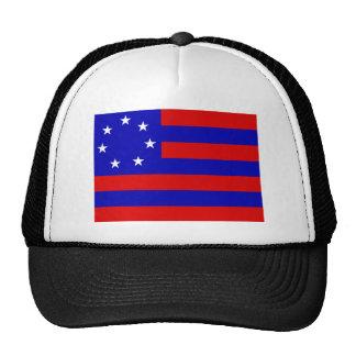 Confederate Flag (Proposal 1861) Trucker Hat