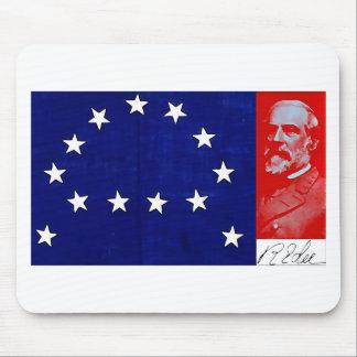 Confederate General Robert E. Lee Mouse Pad