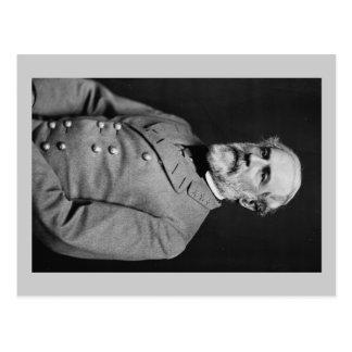 Confederate General Robert E. Lee portrait Postcard