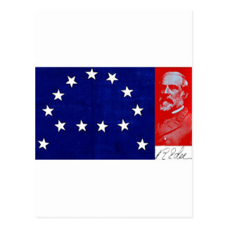 Confederate General Robert E. Lee Postcard