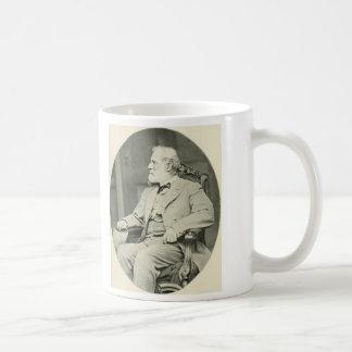 Confederate General Robert E. Lee Sitting in Chair Coffee Mug