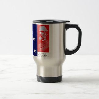 Confederate General Robert E. Lee Travel Mug
