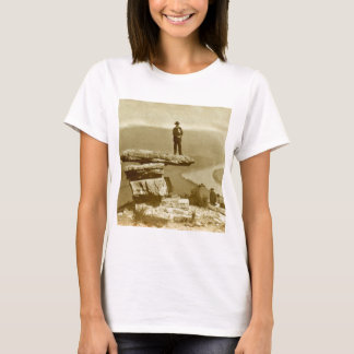 Confederate Look Out at Lookout Mountain Georgia T-Shirt