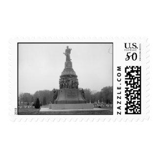 Confederate Memorial, Arlington Cemetery Monument Postage