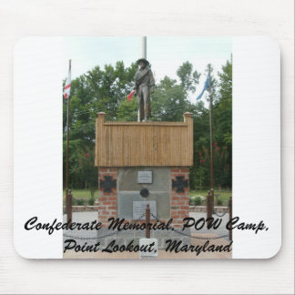 Confederate Memorial, POW Camp, Point... Mouse Pad