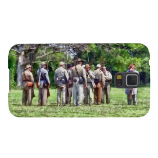 Confederate Muster Case For Galaxy S5