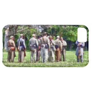 Confederate Muster Case For iPhone 5C