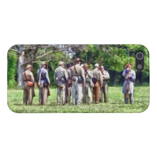 Confederate Muster iPhone SE/5/5s Cover