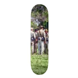 Confederate Muster Skateboard Decks