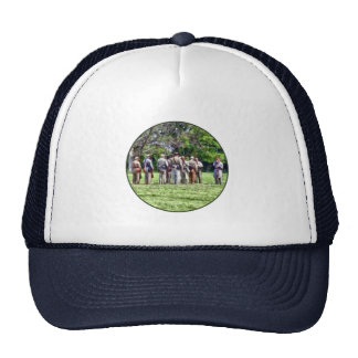 Confederate Muster Trucker Hat