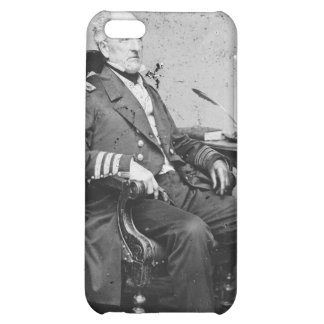 Confederate Navy Admiral Franklin Buchanan iPhone 5C Cover
