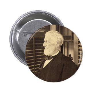 Confederate President Jefferson Davis by E. Wilson Pinback Buttons