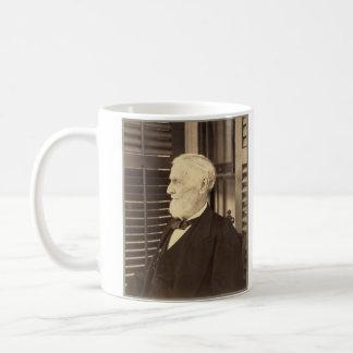 Confederate President Jefferson Davis by E. Wilson Classic White Coffee Mug