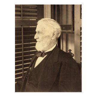 Confederate President Jefferson Davis by E. Wilson Postcard